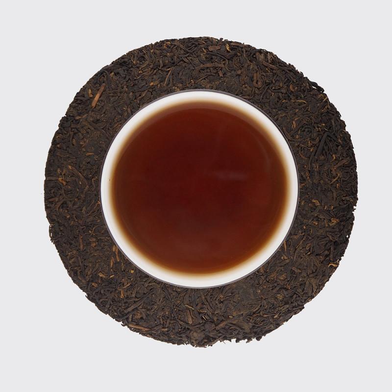 """Чай пуэр """"Чем выдержанее, тем ароматнее"""""""