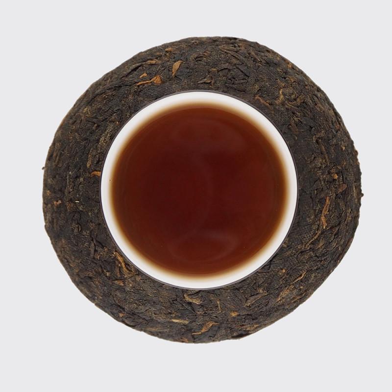 Чай шу пуэр точа Фэнцин