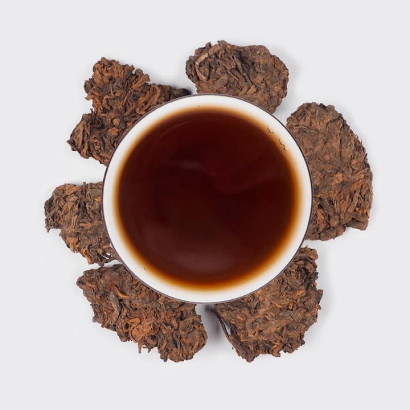 Пуэр Лао Ча Тоу (Старые чайные головы) | Каталог | Чайнотека