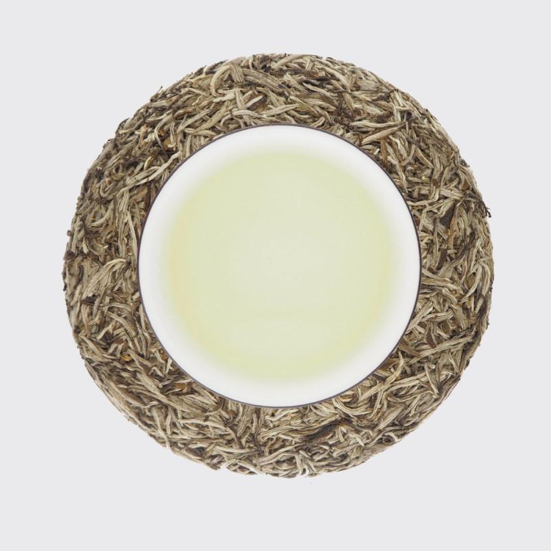 "Белый чай Бай Хао Инь Чжэнь (""Серебрянные иглы"""