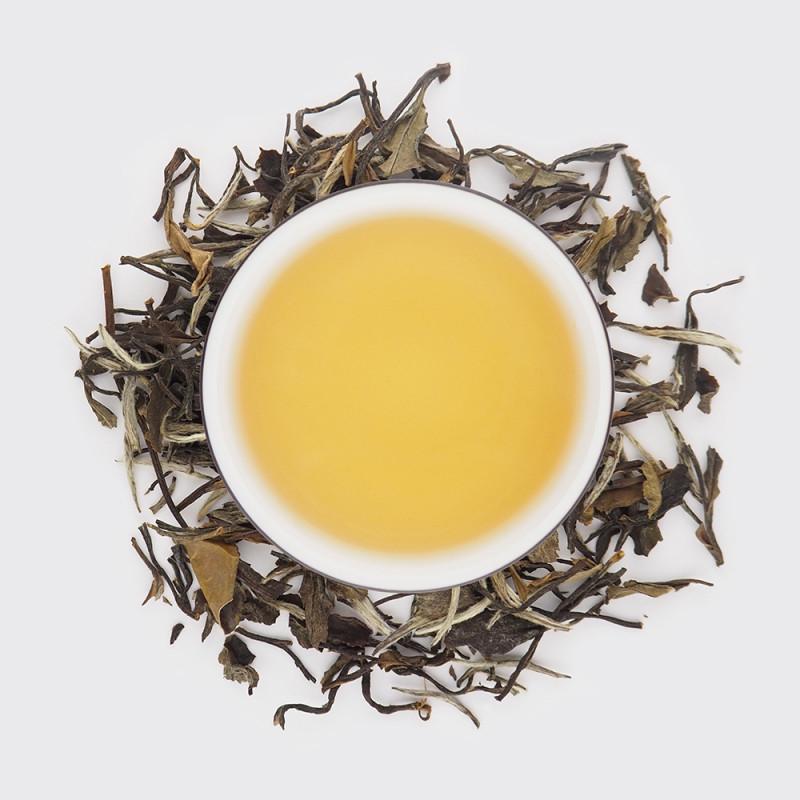 """Белый чай """"Белый пион"""" - Бай Му Дань (2015 год)"""