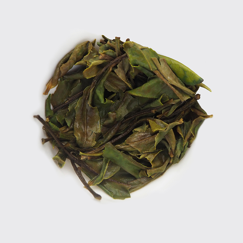 Бай Му Дань (чайное дно)