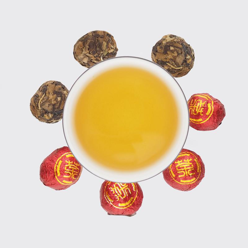 Гун Мэй в шариках | Китайский белый чай