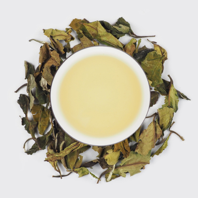 Юньнаньский белый |Белый чай|
