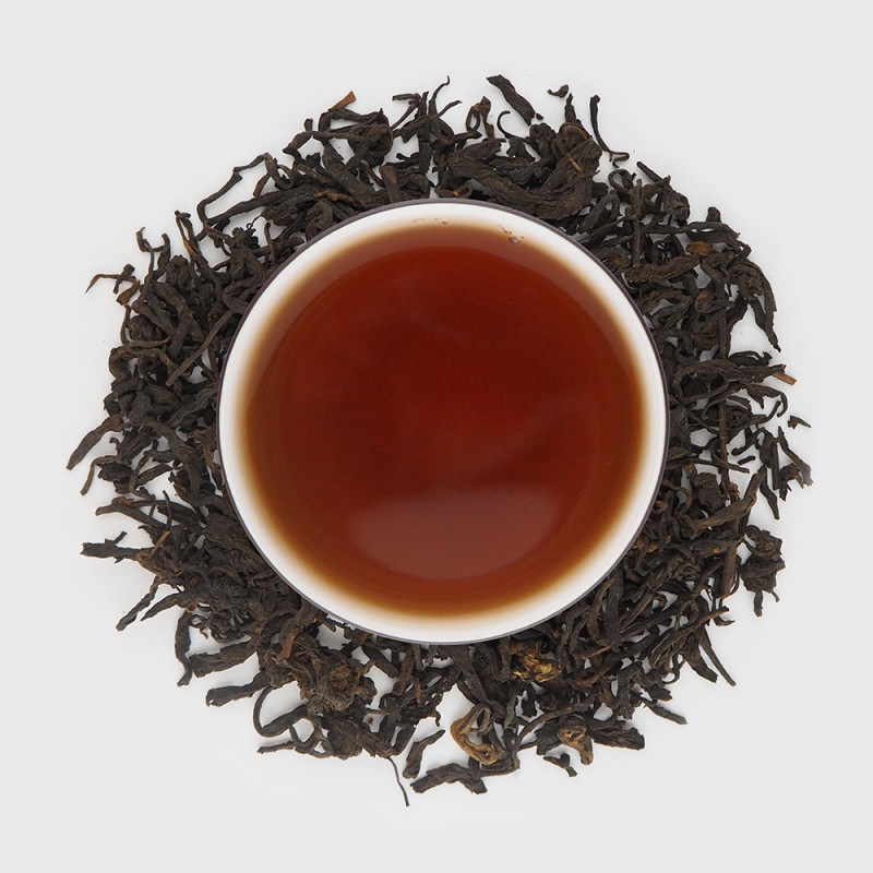 Лю Бао китайский чёрный чай