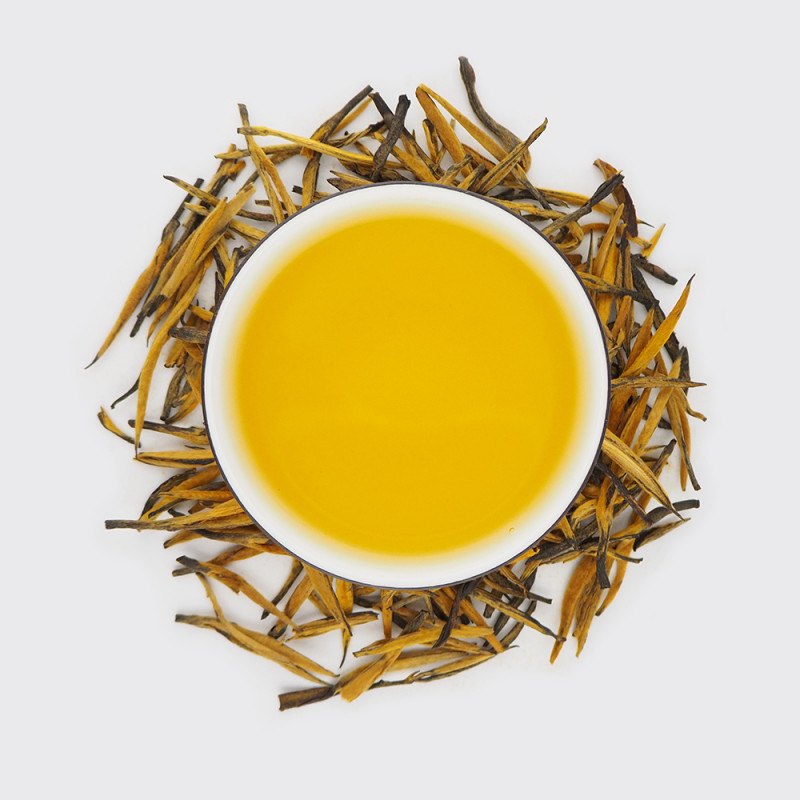 Да Цзинь Чжэнь фото чая