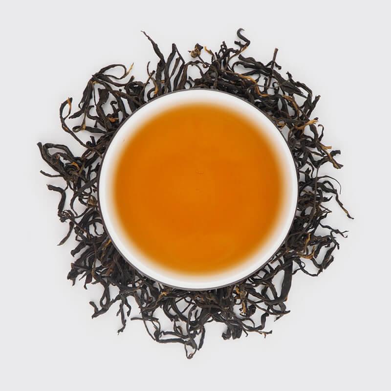 Е Шен Хун Ча - Дикорастущий красный чай