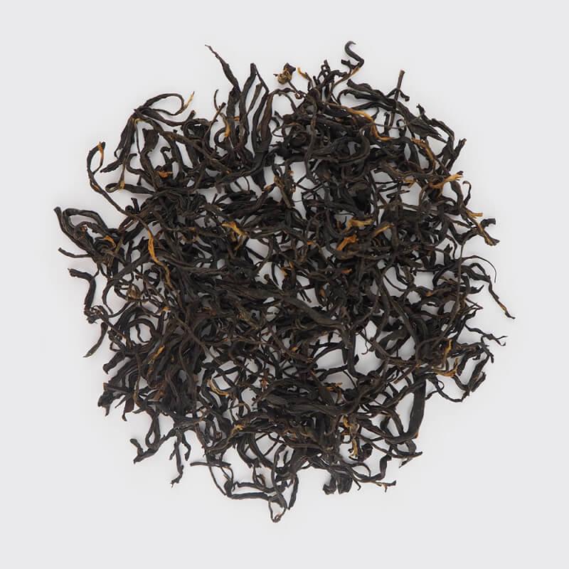 Дикорастущий чай из Юньнани