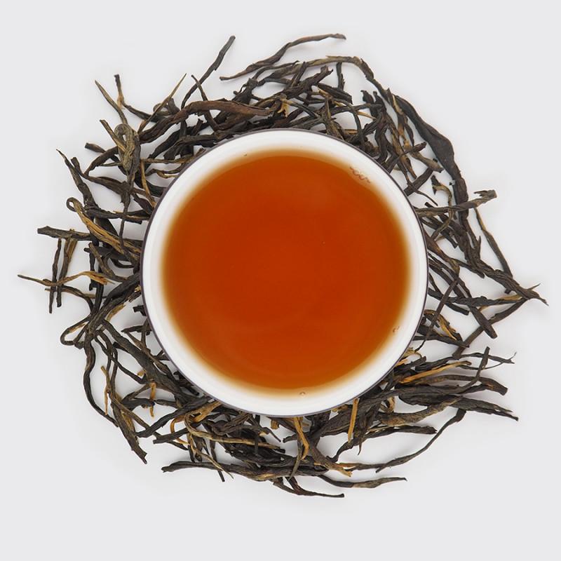 Красный чай из Юньнани