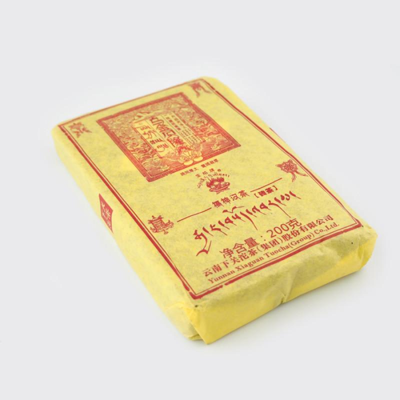 "Тибетский шен |Фу Шэнь Хань Ча 2016 год | ""Чайнотека"""