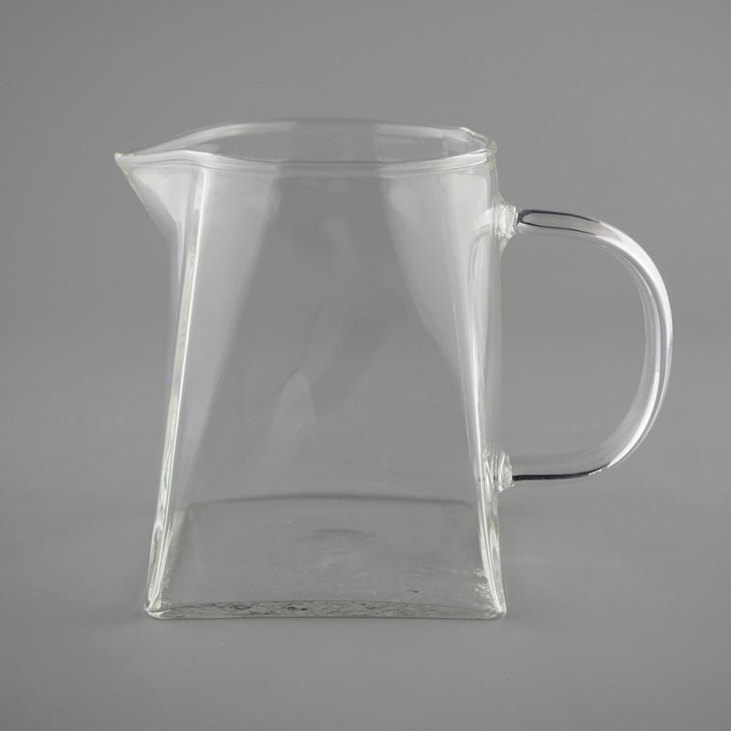 Чахай стекло (квадратное дно)