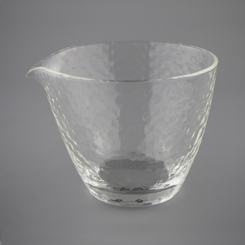 Чахай из рельефного стекла (hammered glass) объемом 220 мл