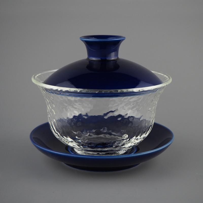 Гайвань (рельефное стекло)