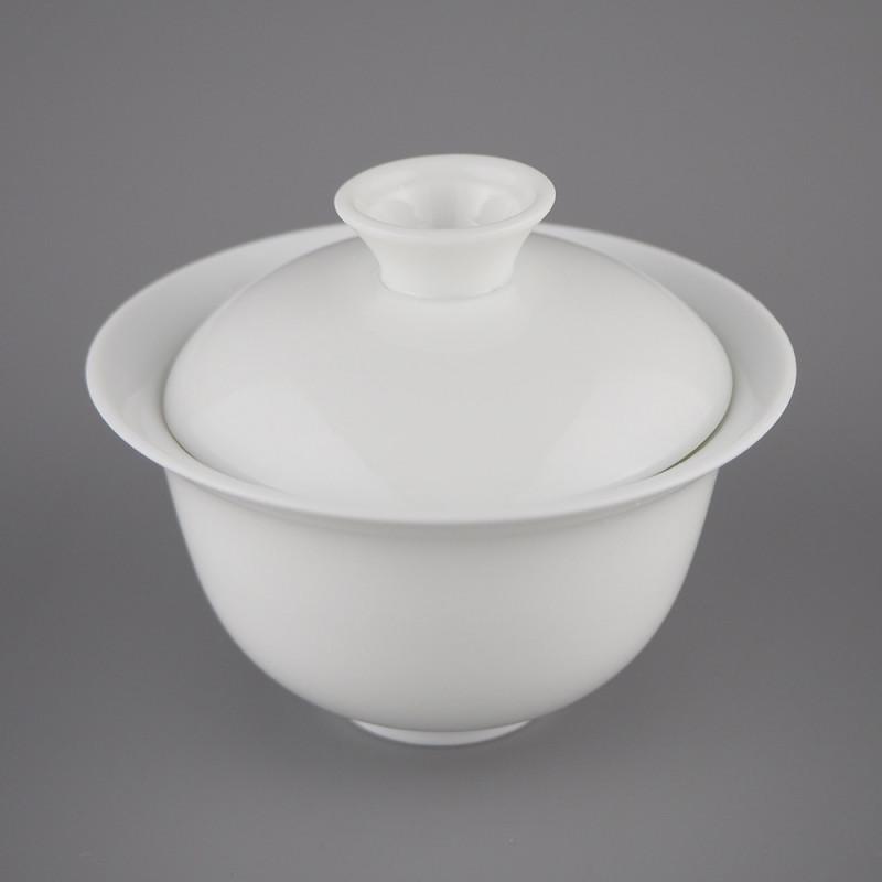 Белая гайвань для чая