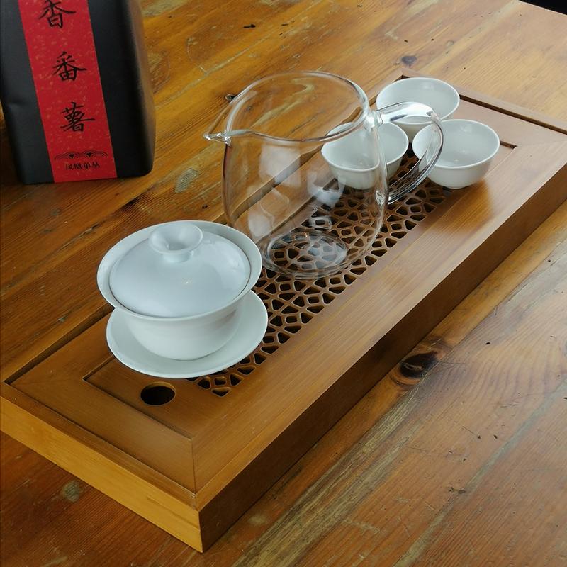 Китайский чайный набор посуды