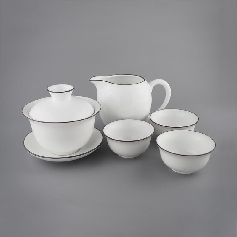 Набор китайской чайной посуды