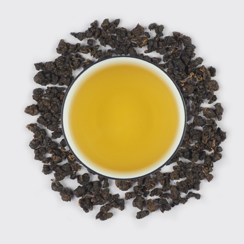 Гао Шань Дун Дин | Тайваньский улун | Чайнотека