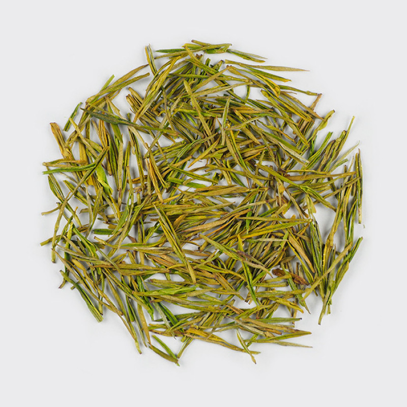 "Зеленый чай Аньцзи Бай Ча (весна 2021) | ""Чайнотека"""