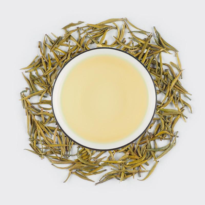 "Чжу Е Цин (зеленый чай) | ""Чайнотека"""