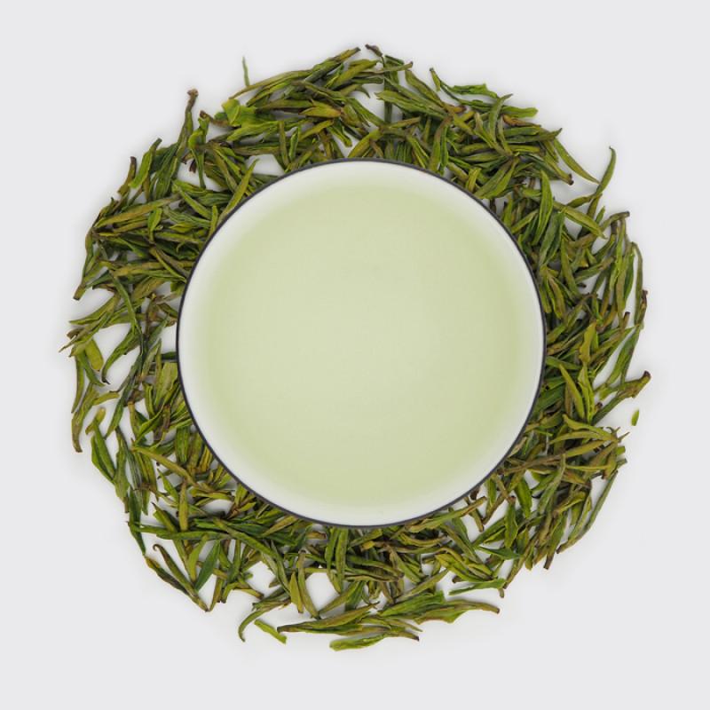 "Зеленый чай Аньцзи Бай Ча (""Белый чай из Аньцзи"") | ""Чайнотека"""