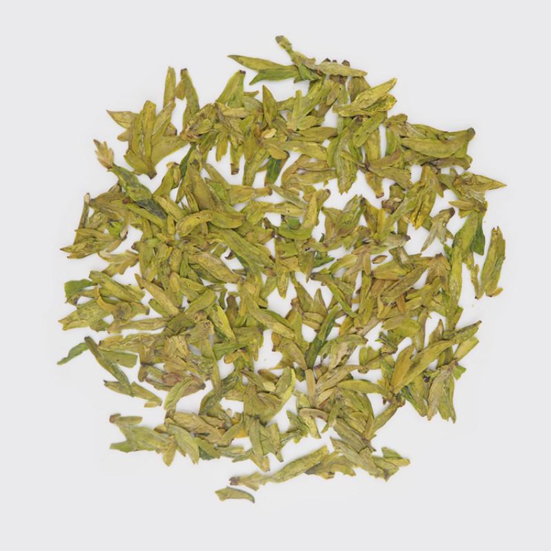 Зеленый чай Лунцзин Мин Цянь