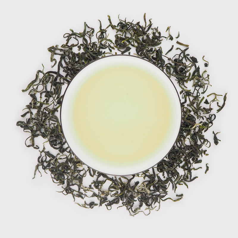 Зеленый чай из Хубэй