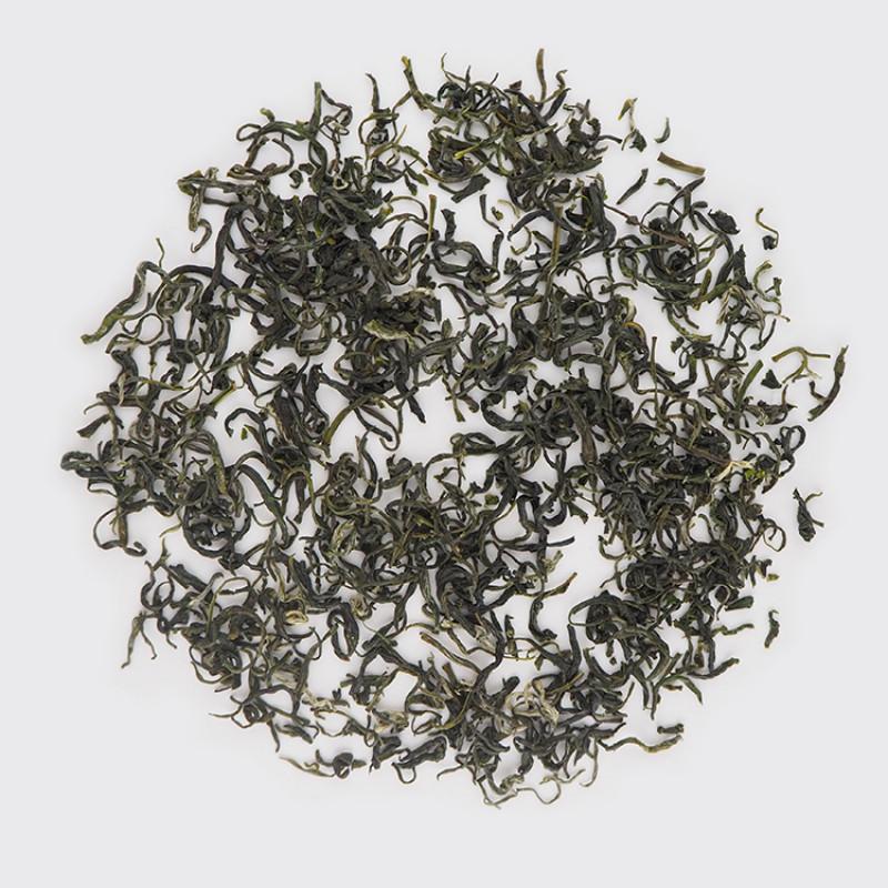 Зеленый чай предъястностный