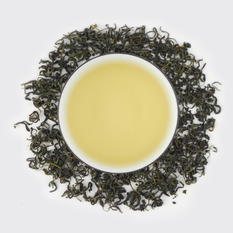 "Юнь У Лю Ча (""Облачный туман"") зеленый чай 2019 | ""Чайнотека"""